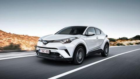 Toyota C-HR: Toyota našla superstar, vyzerá a jazdí skvelo