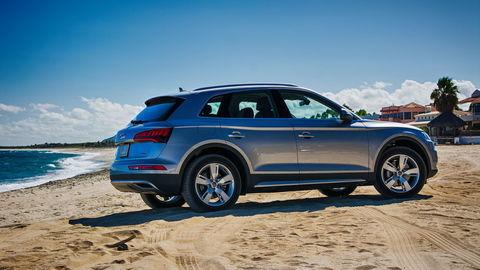 Audi Q5: Nevídaný komfort a ekologické quattro