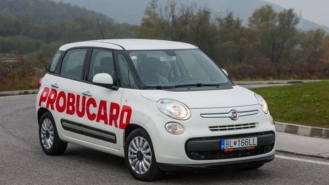 Fiat 500L 1.4 T-Jet LPG: Lacnejšie a ekologicky na plný plyn