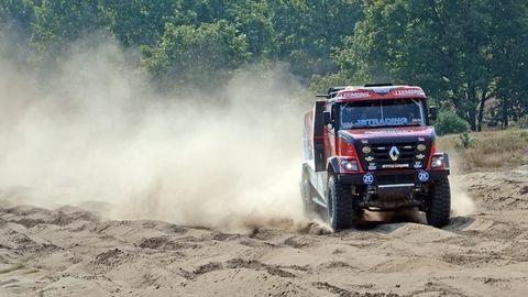 Renault Trucks na Dakare 2017 spolu s MKR