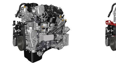 Motor vyrobený 3D tlačou