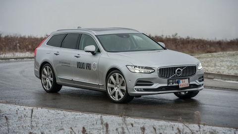 Volvo V90 D5: Pravé Volvo má karosériu kombi