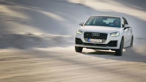 Audi Q2: Jednoduchá štýlovka