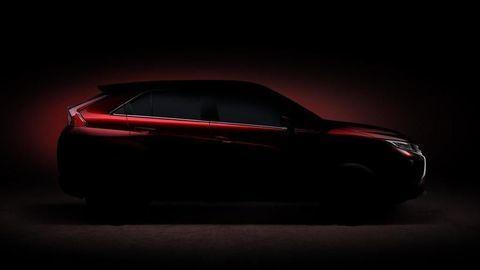 Mitsubishi dokončuje kompaktné SUV
