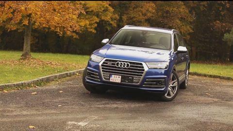 Test: Audi SQ7
