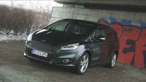 Test: Ford S-Max
