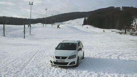 Test: Seat Alhambra 2.0 TDI DSG 4x4