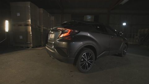 Test: Toyota C-HR 1.2 Turbo