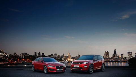Jaguar Land Rover obhájil prvenstvo