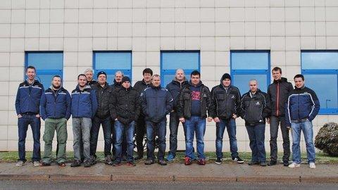 Scania Top Team 2015: Slovenské finále vyhrali mechanici z Ličartoviec