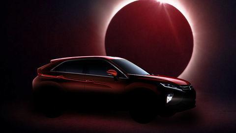 Mitsubishi Eclipse Cross: nový crossover zaútočí na Qashqai
