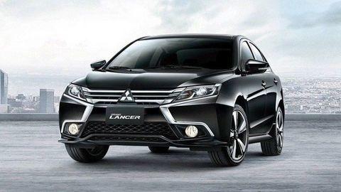 Modernizácia zmenila Mitsubishi Lancer na nepoznanie