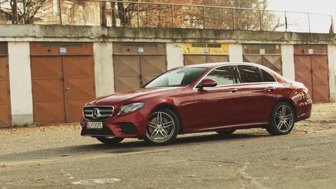 Test: Mercedes-Benz E 350d