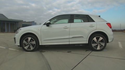 Test: Audi Q2