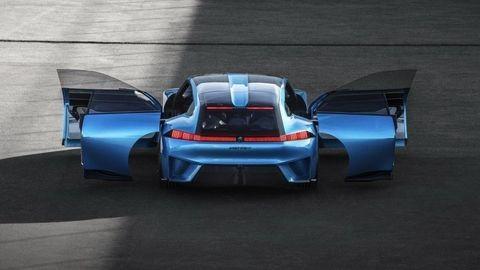Peugeot postavil koncept presieťovaného autonómneho auta