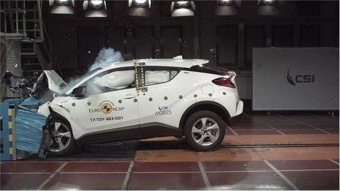 Nové crash-testy Euro NCAP nepriniesli päť hviezdičiek každému