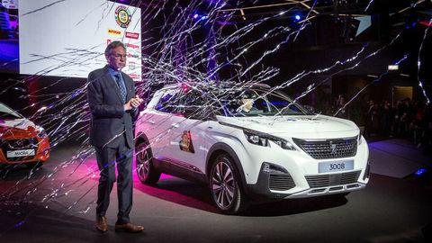 Titul európske Auto roka 2017 získal Peugeot 3008