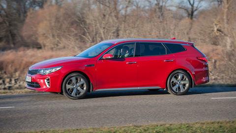 Motoring: Kia Optima diesel a plug in hybrid a nový Opel Crossland X