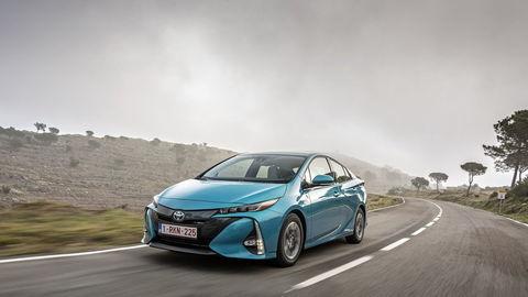 Toyota Prius Plug-in: Výrazne lepší než predchodca