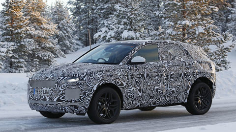 Kompaktný Jaguar E-Pace odhalia už o mesiac