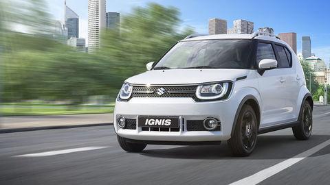 Suzuki Ignis na Slovensku s cenou od 8740 eur
