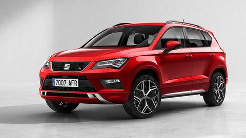 SEAT Ateca prichádza v športovej verzii FR a s novým motorom