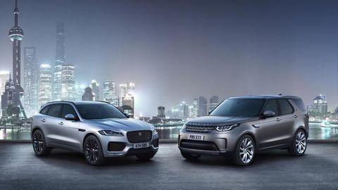 Jaguar Land Rover zlomil ďalší rekord