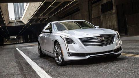 Cadillac naďalej okrajovou značkou