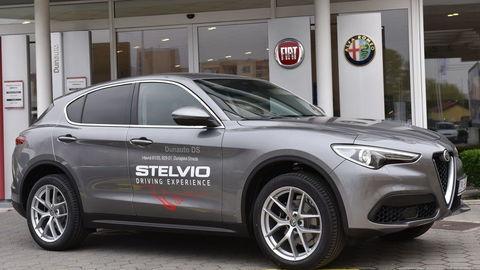 Alfa Stelvio je už na Slovensku