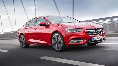 Opel Insignia 2.0 Turbo 4x4: Právom si robí chuť na prémiu