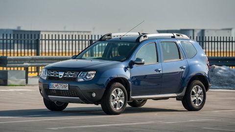 Dacia Duster 1.5 dCi 4x4: Populárny bestseller s plnou výbavou