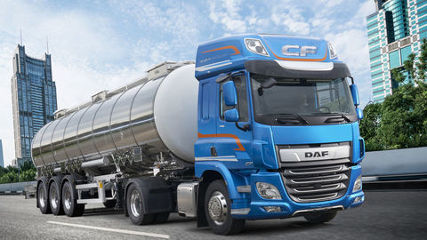 DAF CF a XF Pure Excellence