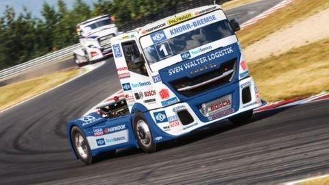 ME truckov: IVECO podporuje dva tímy