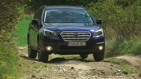 Motoring: Elektrický Hyundai Ioniq a Subaru Outback 2.5i