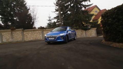 Test: Hyundai Ioniq Electric