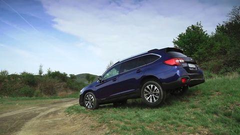Test: Subaru Outback