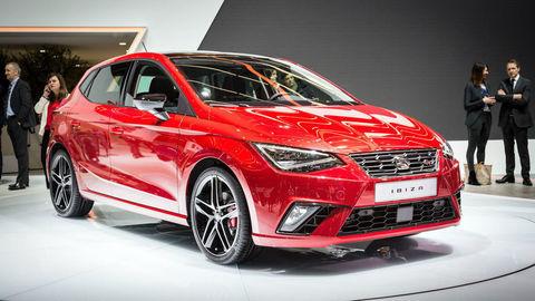 Nový SEAT Ibiza na Slovensku s cenou od 9490 eur