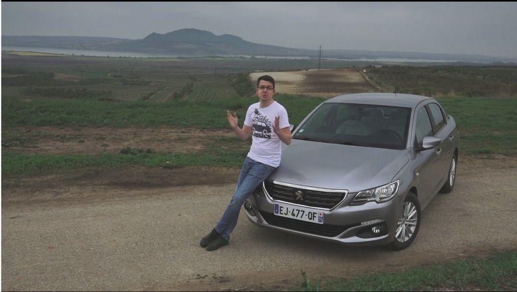 Test: Peugeot 301