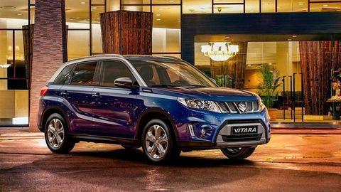 Najlepšie sa predáva Suzuki Vitara Copper