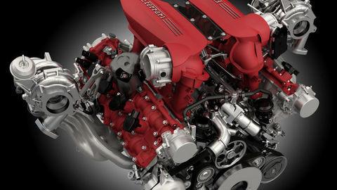 Titul Motor roka získal osemvalec Ferrari. Pozrite si všetky výsledky
