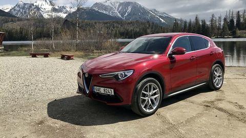 Motoring: Alfa Romeo Stelvio v prvom domácom teste a Mitsubishi ASX