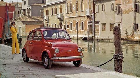Fiat 500 má šesťdesiat rokov: Forever young