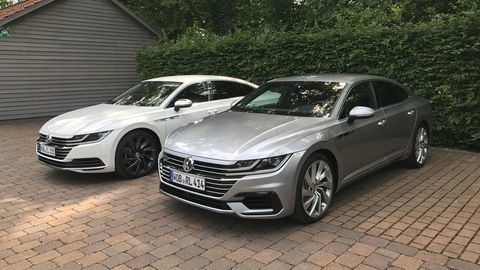 Motoring: Volkswagen Arteon sa blíži k autonómnej jazde, nový Nissan Qashqai a Hyundai Kona