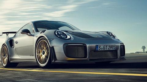 Porsche posiela pretekársky špeciál na bežné cesty. Volá sa 911 GT2 RS
