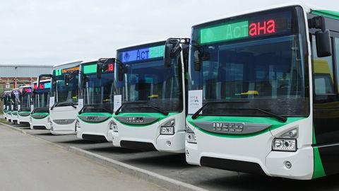 Autobusy Urbanway pre Expo 2017