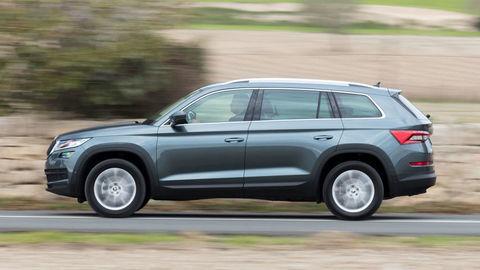 Motoring: Benzínový Kodiaq v teste spotreby, FIAT 500L a Kia Stonic