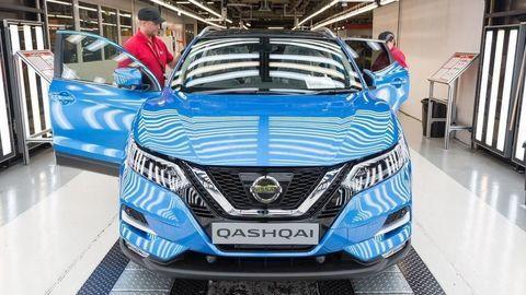 Modernizovaný Nissan Qashqai už začali vyrábať