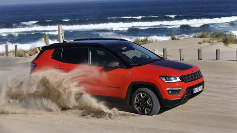 Jeep Compass: Najuniverzálnejšie SUV