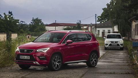 SEAT Ateca FR 2.0 TSI: Benzínový dvojliter jej dáva nový rozmer