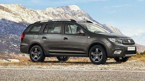 Oplastovaná Dacia Logan MCV Stepway na Slovensku s cenou od 11 040 eur